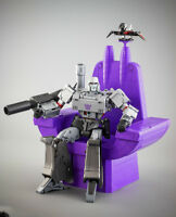 New MA-001 MP-36 Tyrant Throne Base For Transformers Megatron