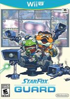 Star Fox Guard Nintendo Wii U Game