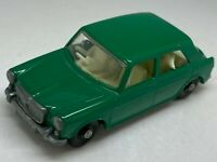 Matchbox Lesney Regular Wheels No 64 Green MG 1100 - VNM