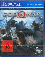 God of War-day one edition-ps4 Playstation 4-NEUF & neuf dans sa boîte-Version Allemande