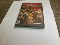 Mortal Kombat: Shaolin Monks (Sony PlayStation 2, 2005) new ps2