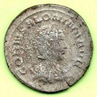 .* SALONINE - 254-255 AD - Silver Antoninianus - CONCORDIA AVGG (Antioch )