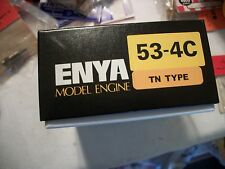 ENYA.35-120-4C  TYPE BOX ONLY NEW MANY AVAILABLE CHECK BEFORE BUYING (CHOICE!!)