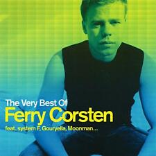 FERRY CORSTEN = the very best of = Japan Edt. = TRANCE ELECTRO BREAKS GROOVES !