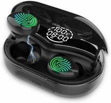 New listing Wireless Earbuds Bluetooth 5.0 in-Ear Headphones 3500mAh Charging Case 150H Play