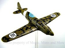 =Angels 20= C.202 FOLGORE ACE #10 Axis & Allies Air Force miniature plane