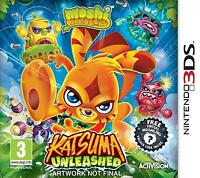 MOSHI MONSTERS - KATSUMA UNLEASHED | Nintendo 3DS | NEU & OVP | USK18
