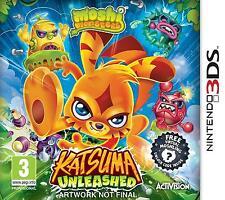 MOSHI MONSTERS - KATSUMA UNLEASHED | Nintendo 3DS | NEU & OVP | USK18