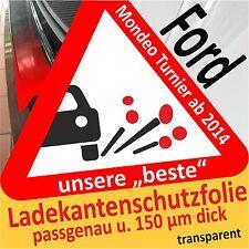 Ford Mondeo 5 Turnier Ladekantenschutz Folie Lackschutzfolie Schutzfolie 150µm