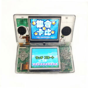 Clear White Refurbished Nintendo DS Lite Console NDSL Video Game System