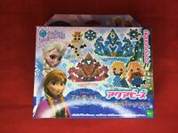 NEW Disney FROZEN Aqua Beads Art tiara set ANNA ELSA OLAF from Japan F/S