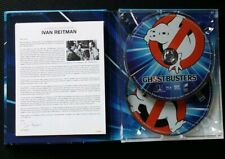 Ghostbusters Blueray Blue Ray Dvd Set 1&2 W/ Book, collectors addition