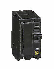 Square D QO - 40 AMP Plug On Mount Circuit Breaker