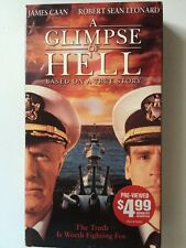 A Glimpse of Hell (VHS, 2002) James Caan, Robert Sean Leonard, Daniel Roebuck