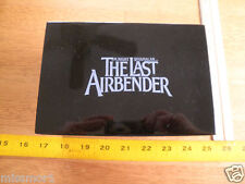 The Last Airbender M. Night Shyamalan watch jewelry box with bands VIP promo