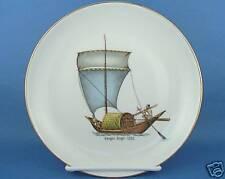 Naaman Israel Plate Ganges Dinghi Dinghy Boat Sail Ship