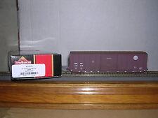 INTER.#47510  B.N.S.F. P.S.5277 Cu.Ft.Ext.Post Box Car #723256 Weathered H.O.