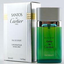 (GRUNDPREIS 399,80€/100ML) CARTIER SANTOS DE CARTIER 50ML EAU DE SPORT SPRAY