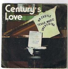 "Mr.CASTLE & THE MUSIC ORCHESTRA""CENTURY'S LOVE"" 7"" RARO"