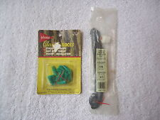 Lot Of 2 Bow Hunting Items,1,Pack Of Nocks,1,Triple Trophy 18 Strand 37 Length B