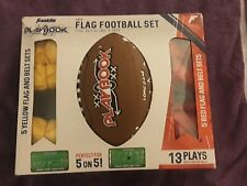 Franklin Sports Playbook Flag Football Kit