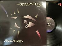 The Steve Miller Band ‎– Abracadabra LP 1982 Capitol Records ‎– ST-12216 NM/NM