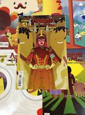 ADVENTURE TIME #1-6 BANANA GUARD ACADEMY COMPLETE Comic Book LOT FULL SERIES