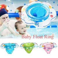 Baby Inflatable Float Swimming Ring Trainer Safety Aid Pool Swimming Seat Float'