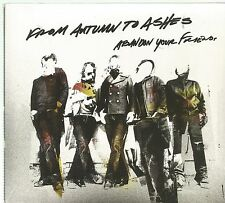 FROM AUTUMN TO ASHES - ABANDON YOUR FRIENDS. / DIGIPAK ED.(FUNERAL FOR A FRIEND)