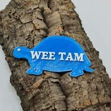 Tortoise Name Tag
