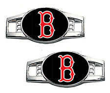 Boston Red Sox Shoe Charms / Paracord Charms
