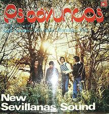 """LOS BAYUNCOS - NEW SEVILLANAS SOUND - JORDI SABATES - TOTI SOLER ..LP 12"""" SPAIN"""