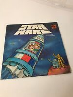 STAR WARS THE KID STUFF REPERTORY COMPANY LP VINYL RECORD RARE EX