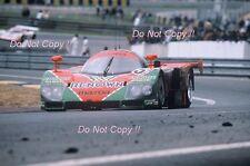 Weidler & Herbert & Gachot Mazda 787B Winner Le Mans 1991 Photograph 5
