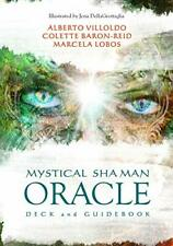 Mystical Shaman Oracle Cards by Collete Baron-Reid  - Oracle Deck 2018