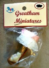 Collectable Dolls House Accessories - Greatham Non-Electrical Teddy Lamp  - BNIP