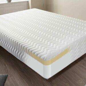 MATTRESSES MEMORY FOAM MATTRESS SINGLE SMALL DOUBLE KING SIZE ORTHOPAEDIC