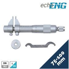 Micrometro centesimale analogico per interni 75 - 100 mm SM 20 MIN4