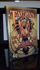 Tarzan: Love, Lies & the Lost City by Teddy Kristiansen, ERB & more 1992 Malibu