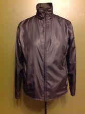 Ralph Lauren Black Label Windbreaker Men's Small Black Jacket Lightweight Coat