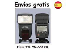 FLASH  TTL YN 568 EX II PARA CANON