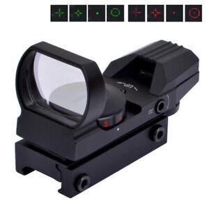 Zielfernrohr Luftgewehr Sight Riflescope Rotpunktvisier Punkt Reticle Pistole