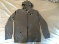 One Industries Girls Hooded Top Heather Grey XL New With Tags