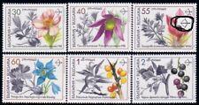 Bulgaria Flowers MNH ** (107)