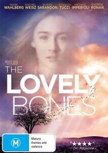 Lovely Bones DVD Mark Wahlberg Saoirse Ronan - AUSTRALIAN REGION 4 PAL
