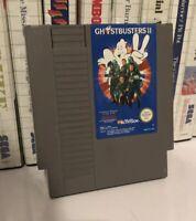 Gioco Nes GhostBusters 2 Nintendo Cartuccia Cassetta Funzionante Pal A