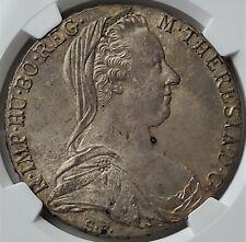 1 Thaler 1780 IC-FA Maria Theresa Austria - Habsburg Restrike MS 64 / NGC !!