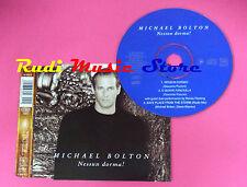 CD singolo Michael Bolton Nessun Dorma! SK 665679 EUROPE 1998 no mc lp(S20)