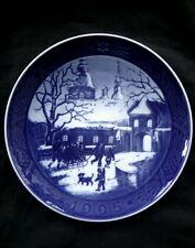Royal Copenhagen 1995 Christmas plate