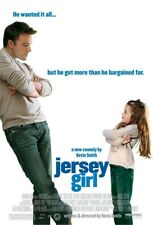 JERSEY GIRL MOVIE POSTER 2 Sided ORIGINAL Rolled 27x40